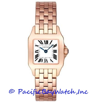 Cartier Santos Demoiselle Ladies W25073X9
