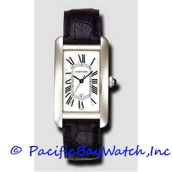 Cartier Tank Americaine Mid-Size W2603656