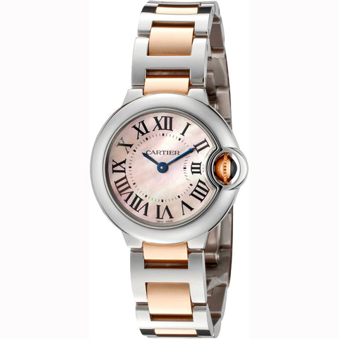 Cartier Ballon Bleu Ladies W2BB0009