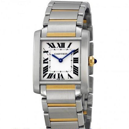 Cartier Tank Francaise Mid-Size W2TA0003