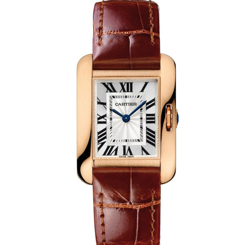 Cartier Tank Anglaise Ladies W5310027