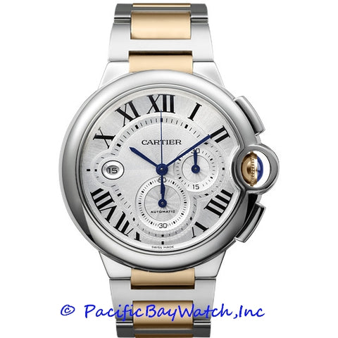 Cartier Ballon Bleu Men's W6920075