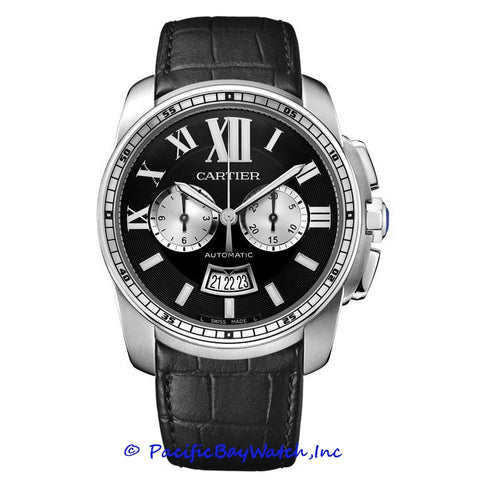Cartier Calibre de Cartier Chronograph W7100060