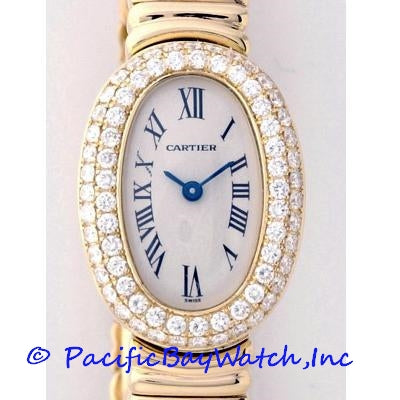 Cartier Baignoire Ladies 2368 Pre-Owned