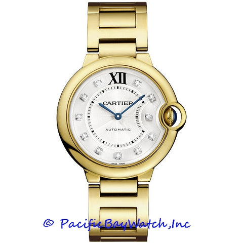 Cartier Ballon Bleu Men's WE902027