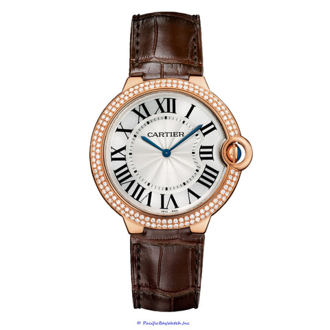 Cartier Ballon Bleu WE902055