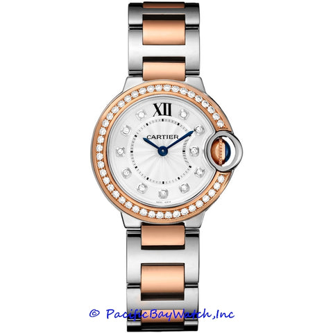 Cartier Ballon Bleu WE902076 Pre-Owned