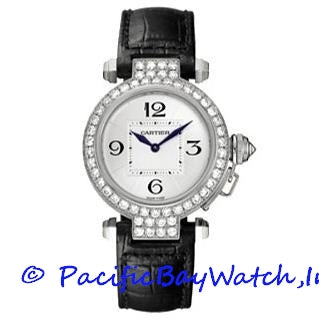 Cartier Pasha Ladies WJ11922G