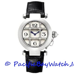 Cartier Pasha Ladies WJ11932G