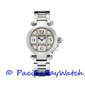 Cartier Pasha Ladies WJ11934G