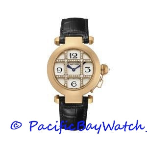 Cartier Pasha Ladies WJ11963G