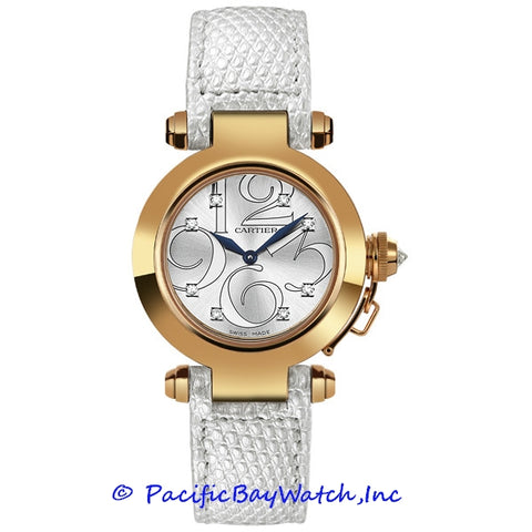Cartier Pasha Ladies WJ123021