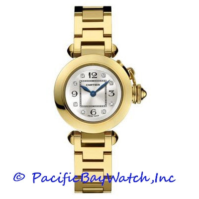 Cartier Miss Pasha Ladies WJ124015
