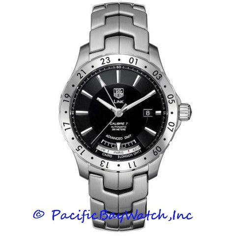 Tag Heuer Link GMT Men's WJ2010.BA0591