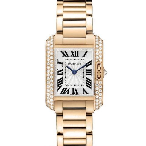 Cartier Tank Anglaise Ladies WT100002