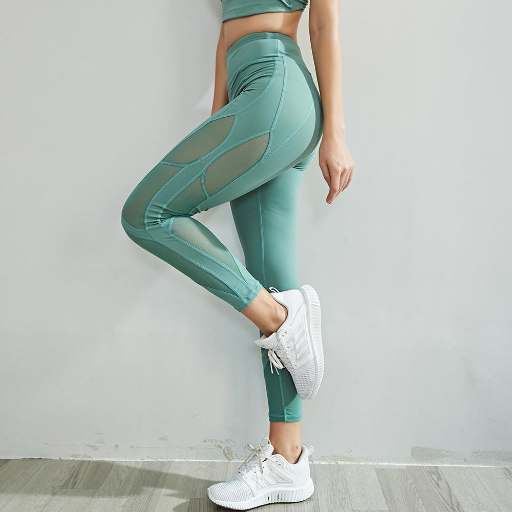 Tempted Clothing Leggings Maglia Mesh Legging