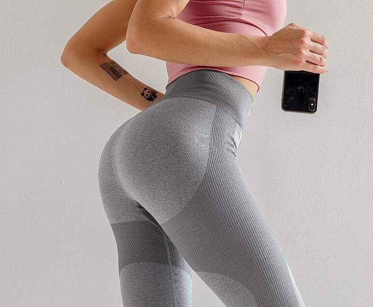 Tempted Clothing Leggings Seamless Butt lifting effect leggings