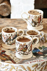 Game Bird mugs from Emma Bridgewater