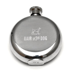 hair of the dog hip flask for fathers day