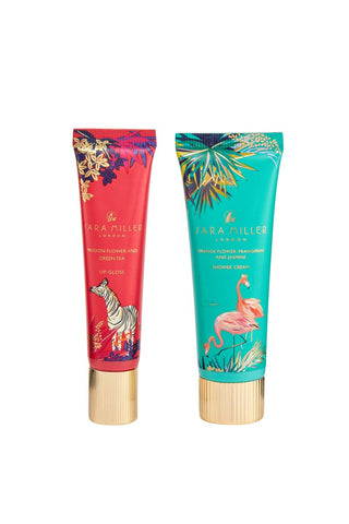 SARA MILLER TAHITI BEAUTY CRACKER