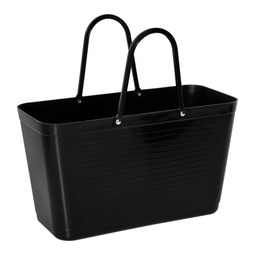 Hinza bag - large standard plastic - Black