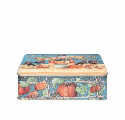 Emma Bridgewater extra large Pumpkin treat tin - Daisy Park