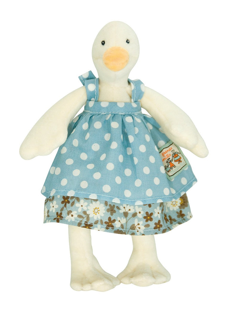 Moulin Roty Tiny Jeanne the Duck 20cm