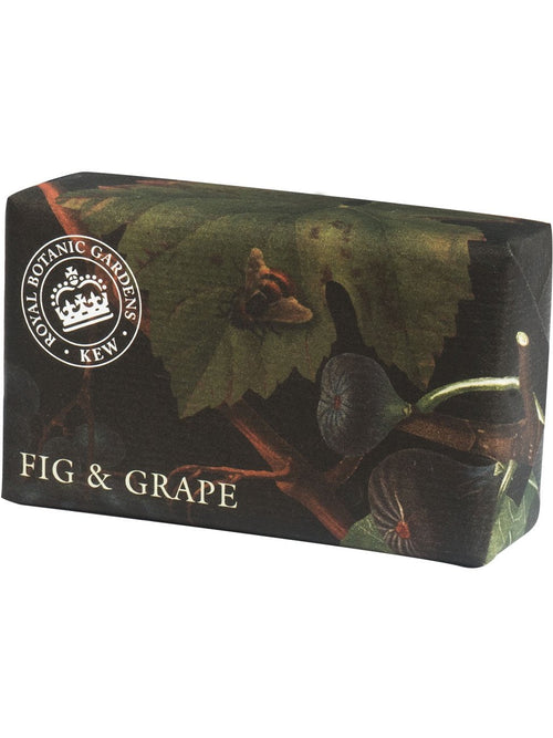 Kew Gardens Soap Fig & Grape 240g