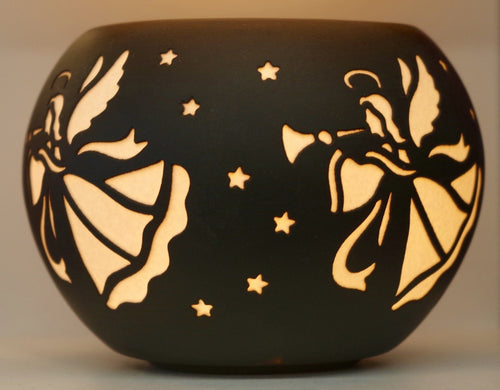 Angel Elegance bowl nightlight