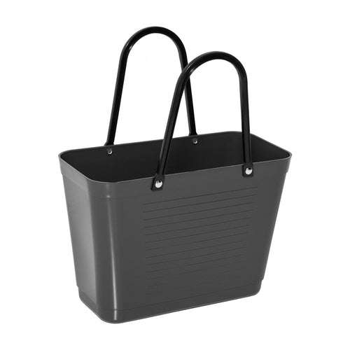 Hinza bag small standard plastic - Dark grey - Daisy Park