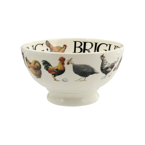 Emma Bridgewater Rise & Shine French Bowl - Daisy Park