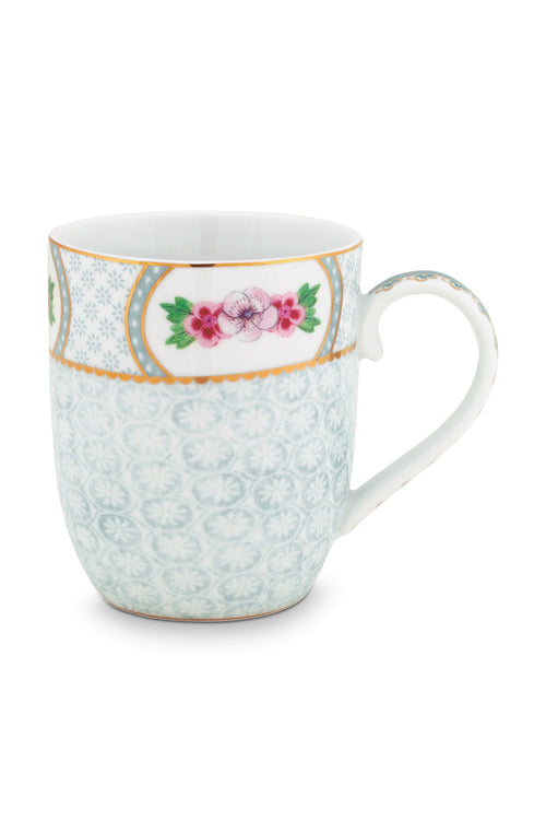 Pip Studio Blushing Birds small white mug - Daisy Park