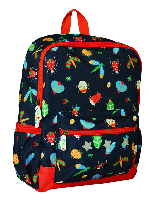 Frugi Bugs Adventure Backpack - Daisy Park