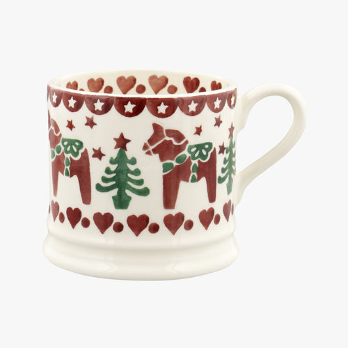 Emma Bridgewater Christmas Joy Small Mug - Daisy Park