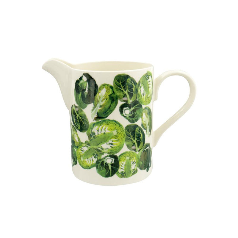 Emma Bridgewater Sprouts medium Straight jug - Daisy Park