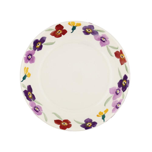 Emma Bridgewater Wallflower small pasta bowl - Daisy Park
