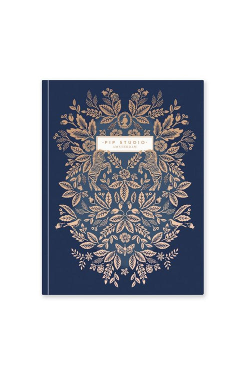 Pip Studio Moon Delight A6 address book - Daisy Park