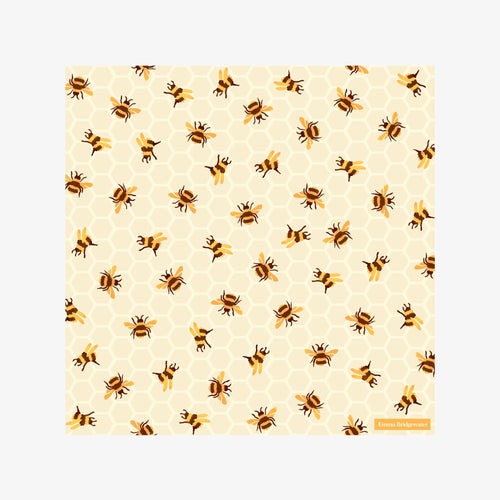 Emma Bridgewater Bumble Bee Lunch napkins. - Daisy Park