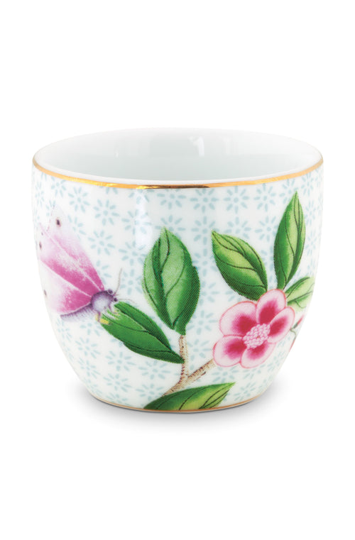 Pip Studio Blushing Birds white egg cup