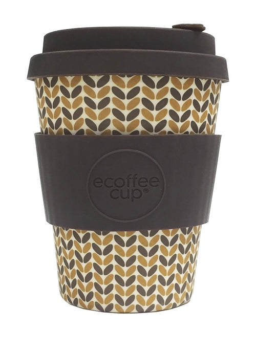 Threadneedle 12oz Ecoffee cup - Daisy Park