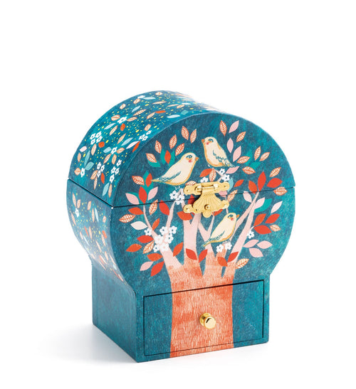 Djeco Poetic tree musical box - Daisy Park