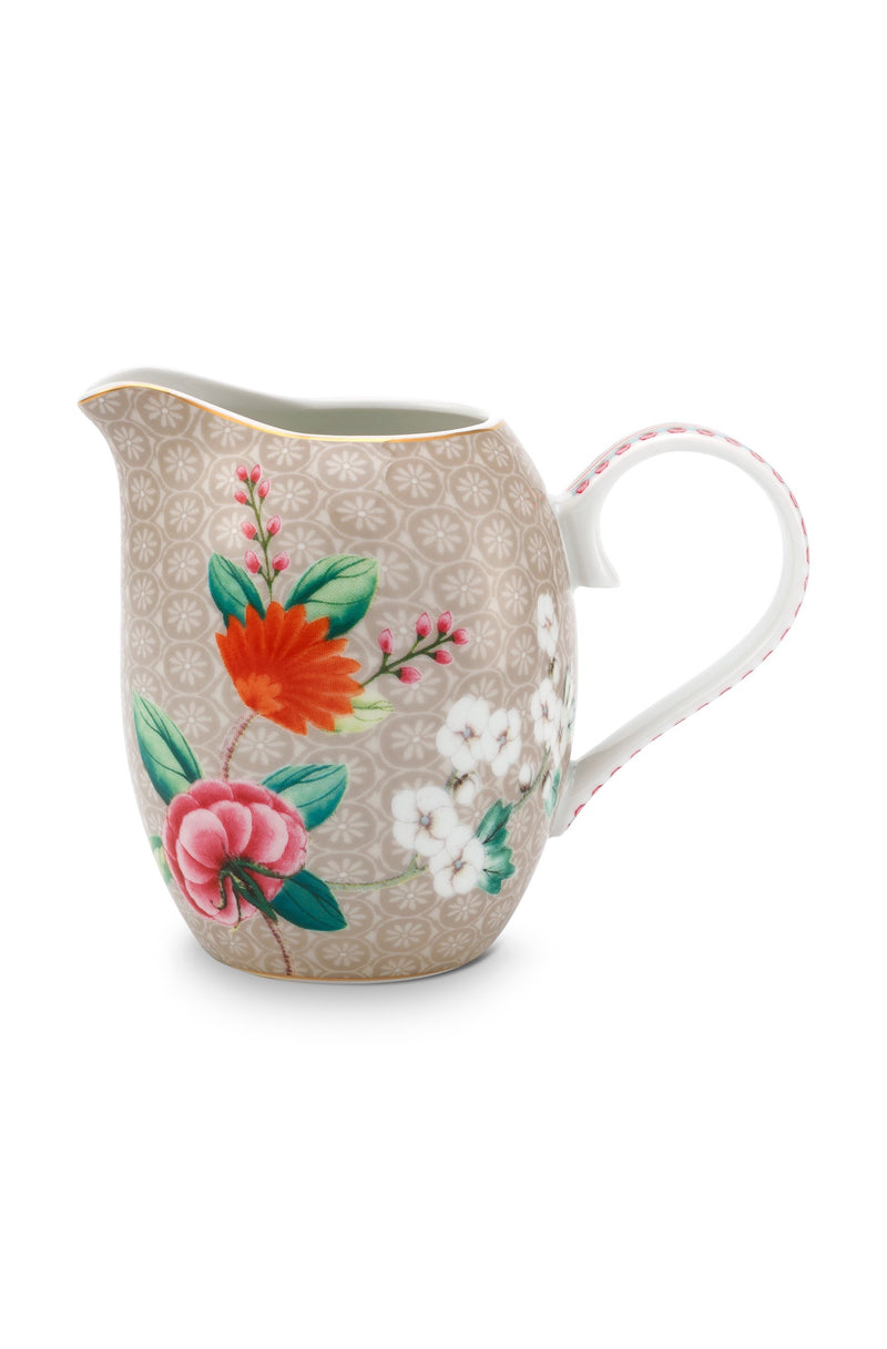 Pip Studio Blushing Birds khaki small milk jug - Daisy Park