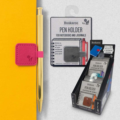 Bookaroo Pen Holder - Daisy Park
