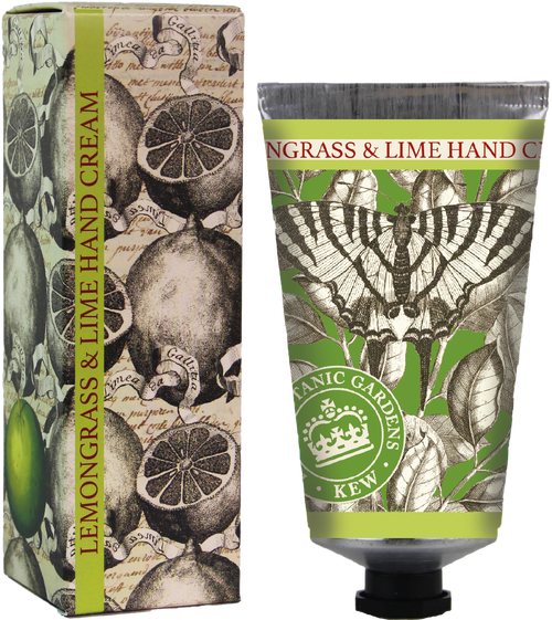 Kew Gardens Lemongrass and Lime hand cream - Daisy Park