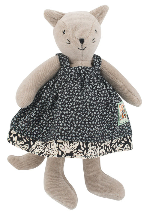 Moulin Roty 20cm Tiny Agathe the cat