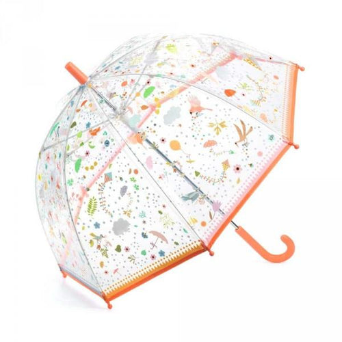 Djeco small lightnesses kids umbrella - Daisy Park
