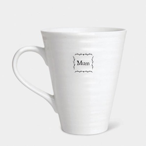 East of India Mum mug boxed - Daisy Park