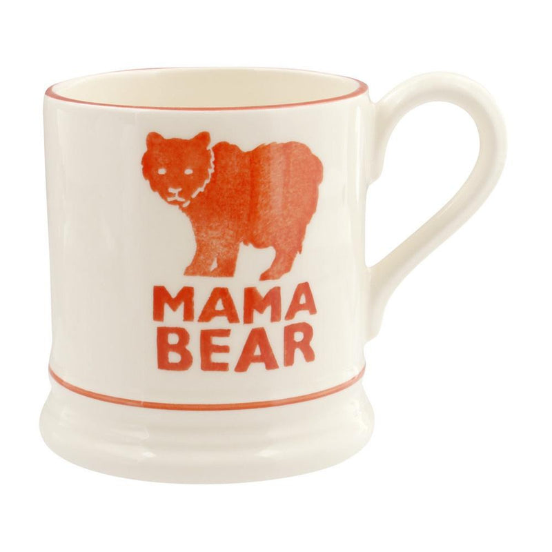 Emma Bridgewater Mama Bear Red 1/2pt mug