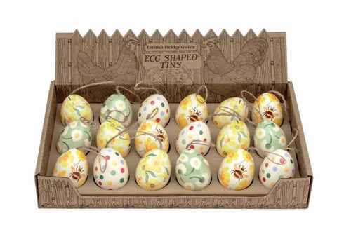 Emma Bridgewater mini Easter egg tin - Daisy Park