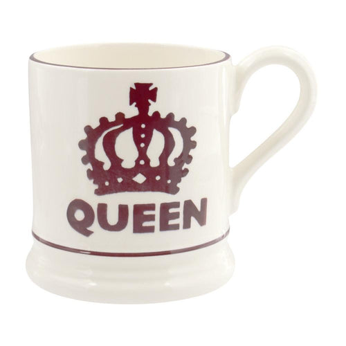 Emma Bridgewater The Queen 1/2pt mug